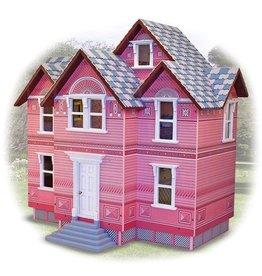 Melissa & Doug Melissa & Doug 12580, Victoriaans houten poppenhuis