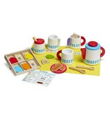 Melissa & Doug 19843, Houten thee set