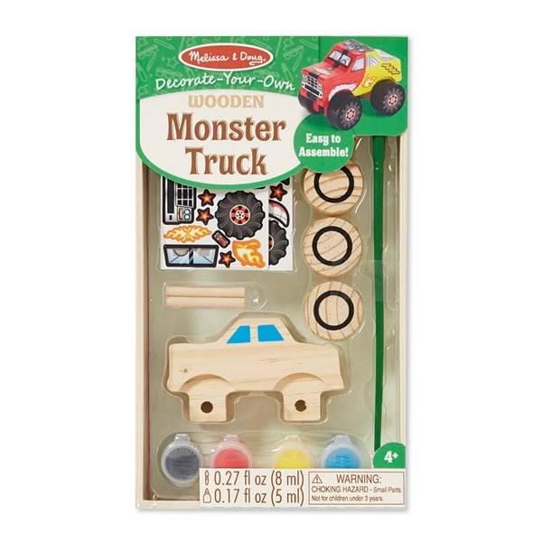 Melissa & Doug 19524 Monster Truck versieren