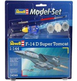 Revell Revell 64049 Geschenkset F-14D Super Tomcat