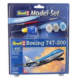 Revell Revell 63999 Geschenkset Boeing 747-200
