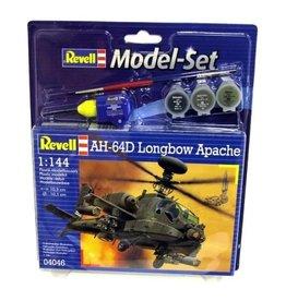 Revell Revell 64046 Geschenkset AH-64D Longbow Apache