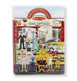 Melissa & Doug Melissa & Doug 19426 activiteitenboek stickers loopbaan
