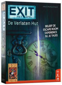 999 Games EXIT- de verlaten hut