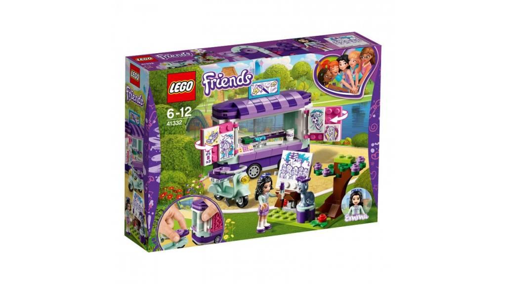 Lego LEGO Friends Emma AND apos;s kunstkraam