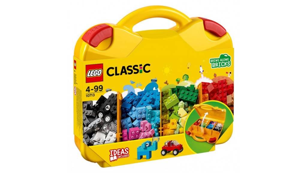 Lego LEGO Classic Creatieve koffer