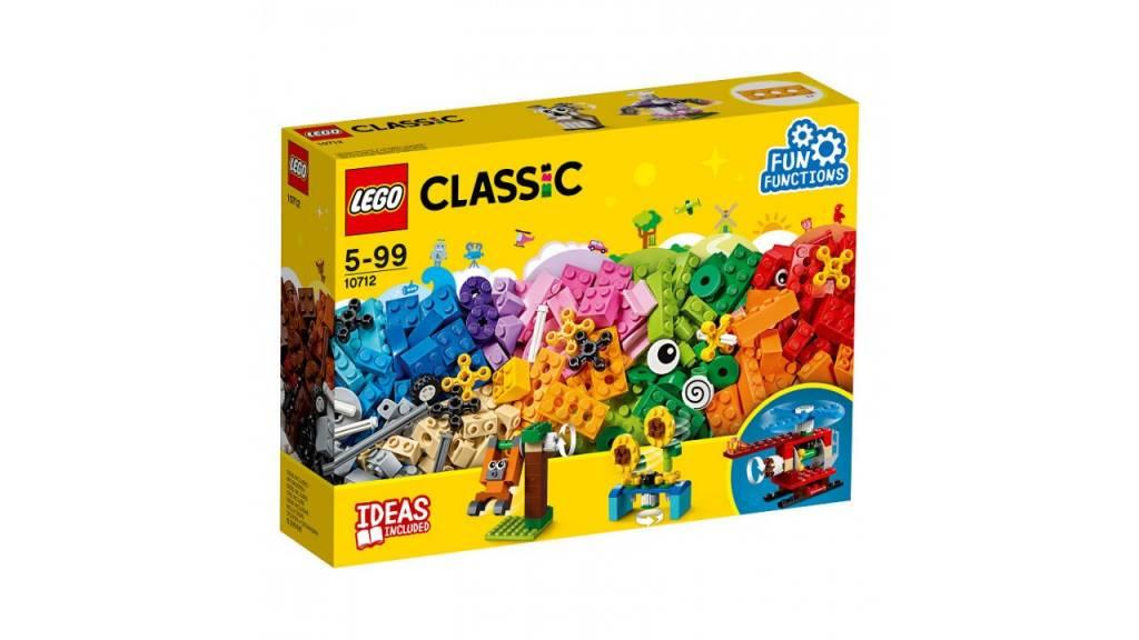 Lego LEGO Classic Stenen en tandwielen