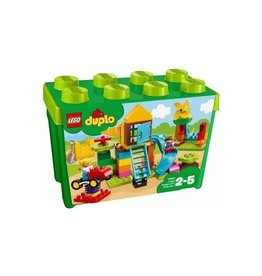 Lego DUPLO Grote speeltuin - opbergdoos