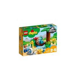 Lego DUPLO Kinderboerderij met vriendelijke reuzen