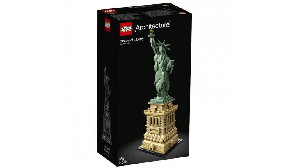 Lego LEGO Architecture Vrijheidsbeeld