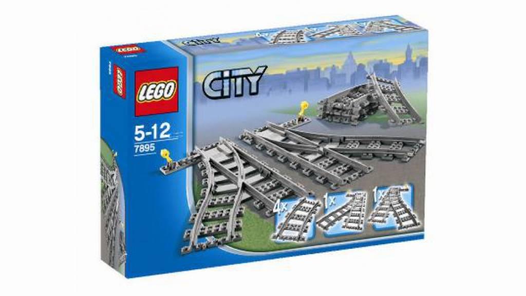 Lego LEGO City Wissels