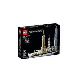 Lego LEGO Architecture New York