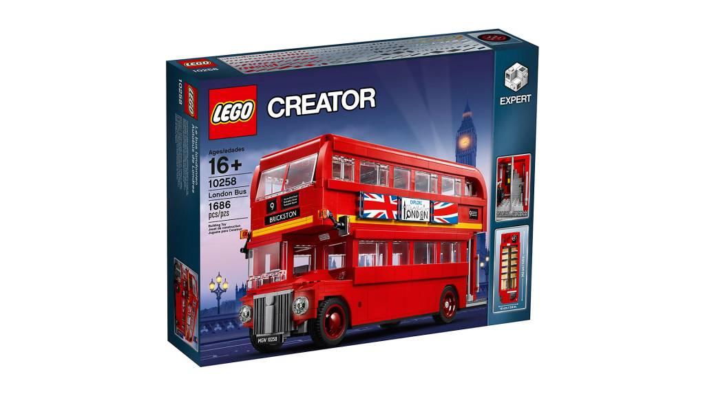 Lego LEGO Creator Londense bus 10258