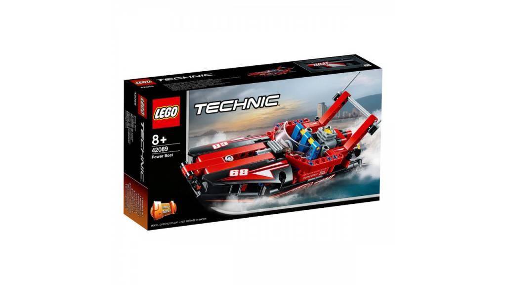 LEGO Technic Powerboat