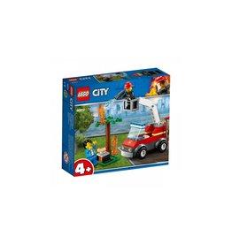 Lego LEGO City Barbecuebrand blussen