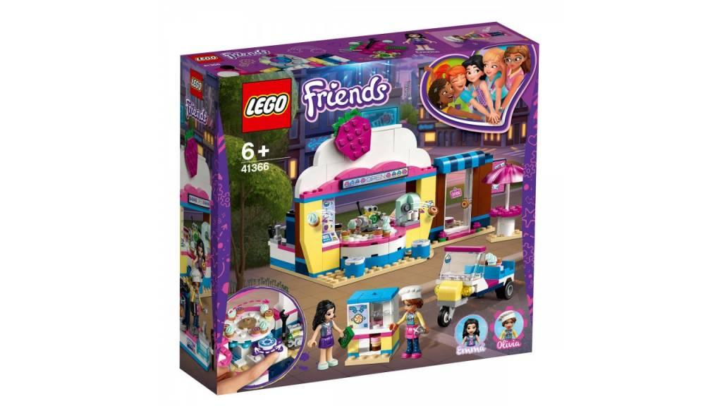 Lego LEGO Friends Olivia AND apos;s Cupcake Café