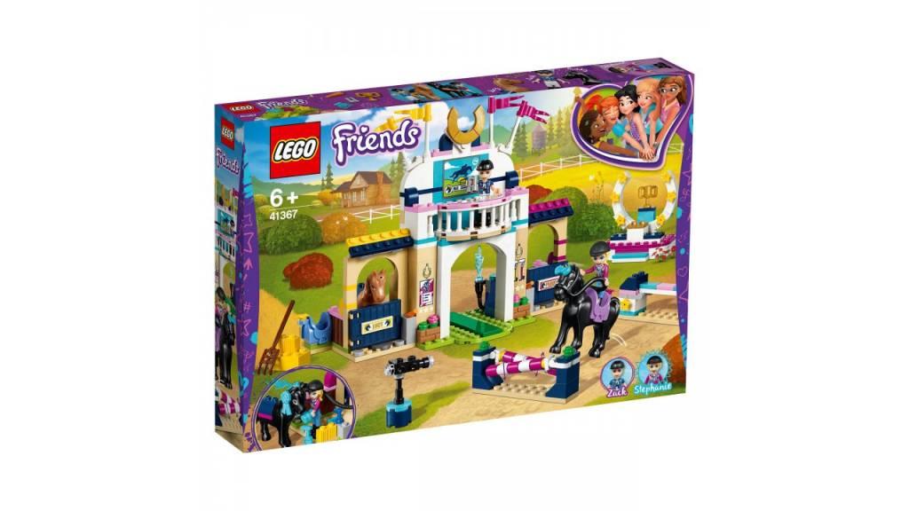 Lego LEGO Friends Stephanie AND apos;s paardenconcours