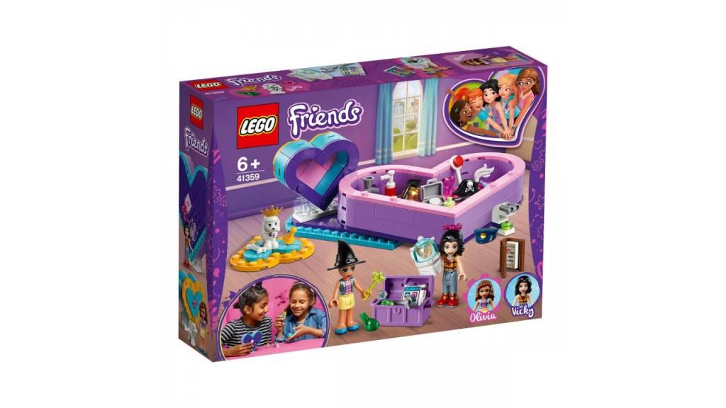 Lego LEGO Friends Hartvormige dozen vriendschapspakket