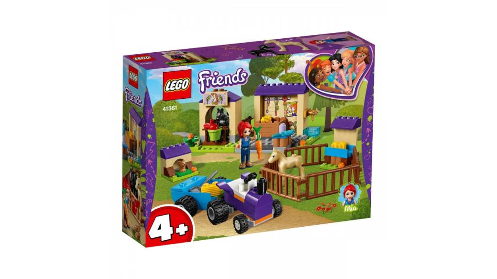 Lego LEGO Friends Mia AND apos;s veulenstal