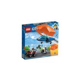 Lego LEGO City Luchtpolitie parachute-arrestatie