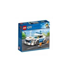 Lego LEGO City Politiepatrouille auto