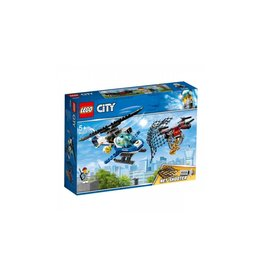 Lego LEGO City Luchtpolitie drone-achtervolging