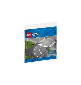 Lego LEGO City Bocht en kruising