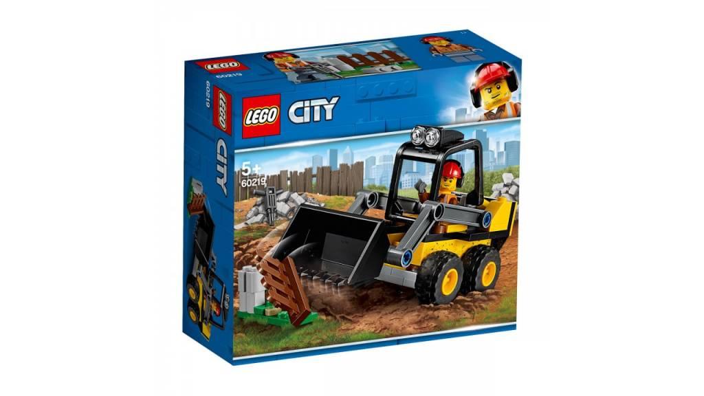 Lego LEGO City Bouwlader