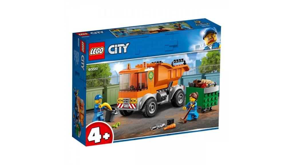 Lego LEGO City Vuilniswagen