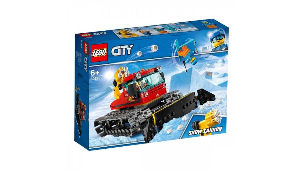 Lego LEGO City Sneeuwschuiver