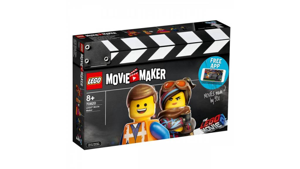 Lego LEGO MOVIE 2 Movie Maker