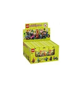 Lego LEGO Minifiguren Serie 19: 60 stuks