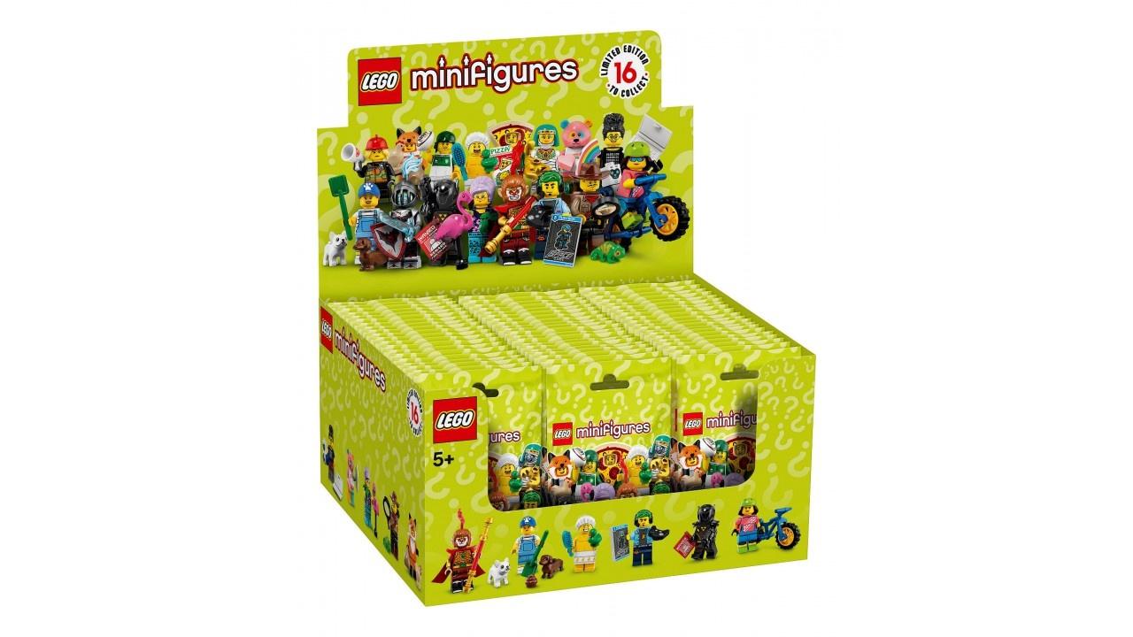 Lego LEGO Minifiguren Serie 19