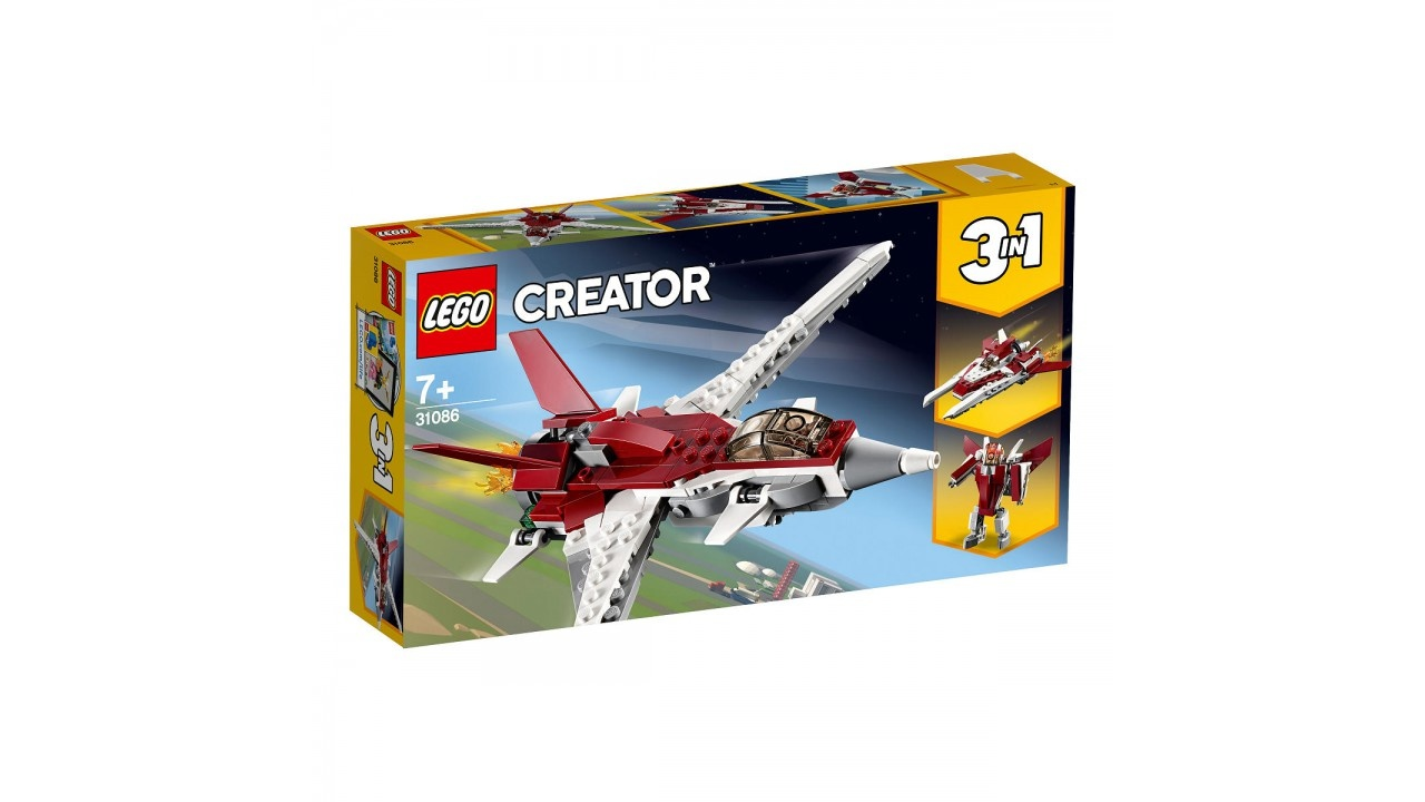 Lego LEGO Creator Futuristisch vliegtuig