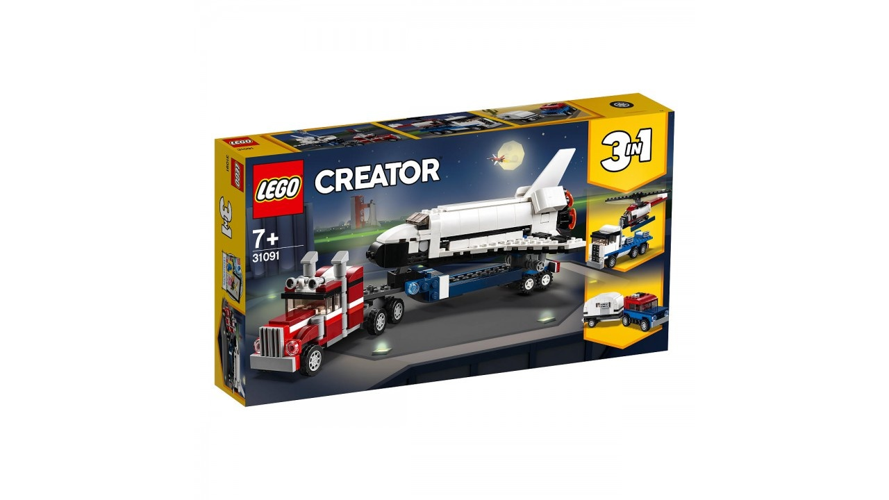 Lego LEGO Creator Spaceshuttle transport