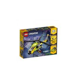 Lego LEGO Creator Helikopter avontuur
