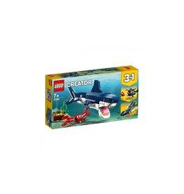 Lego LEGO Creator Diepzeewezens