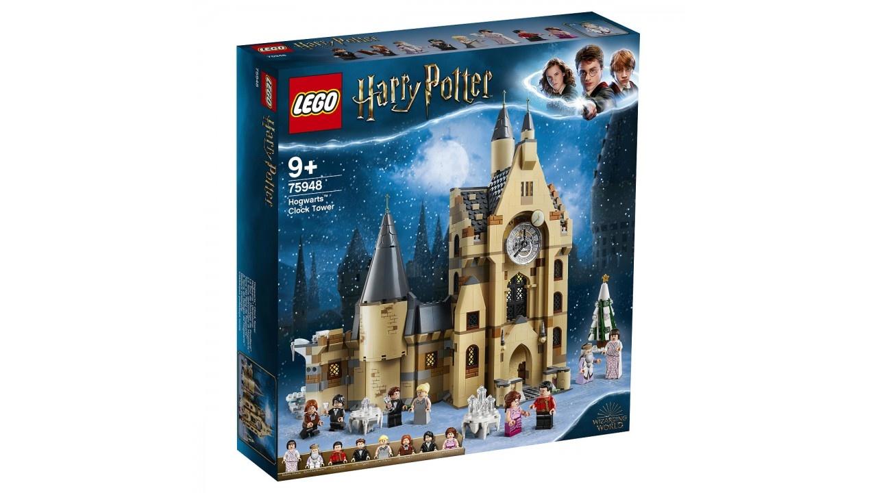 Lego LEGO Harry Potter Zweinstein Klokkentoren