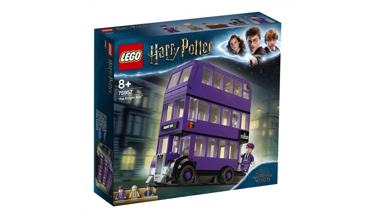 Lego LEGO Harry Potter De Collectebus