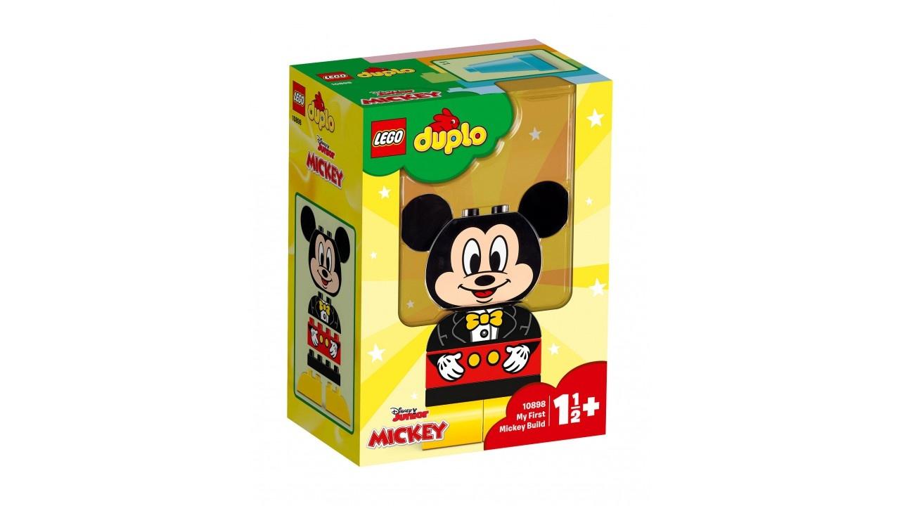 Lego LEGO DUPLO Mijn eerste Mickey creatie