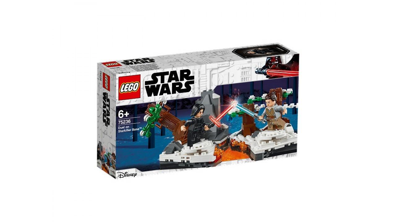 Lego LEGO Star Wars Duel op de Starkiller basis