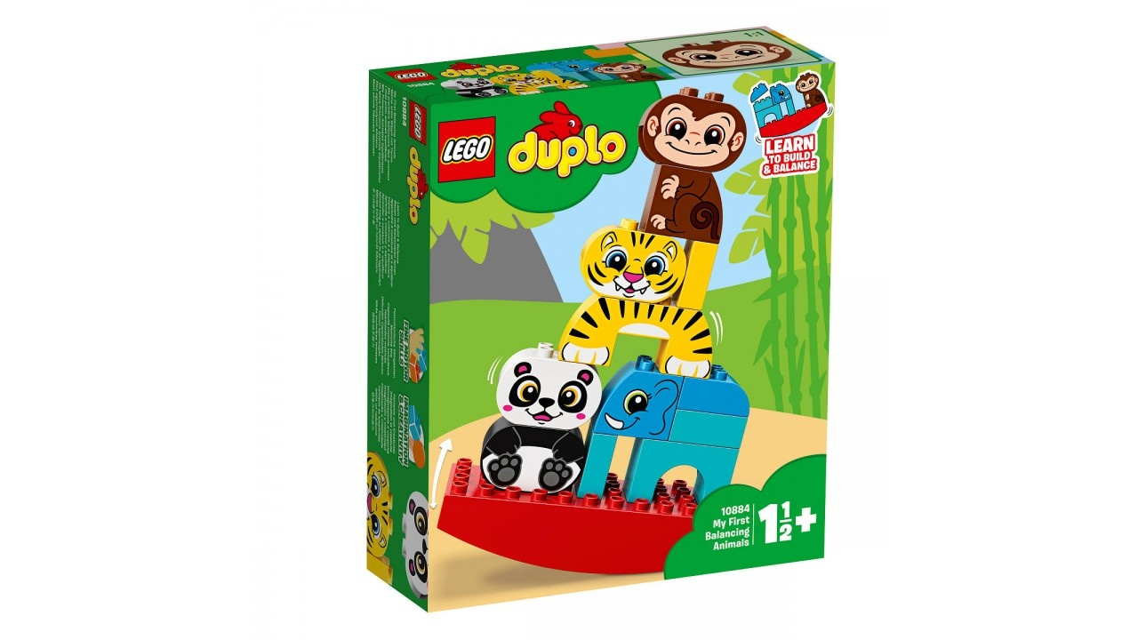 Lego LEGO DUPLO Mijn eerste balancerende dieren