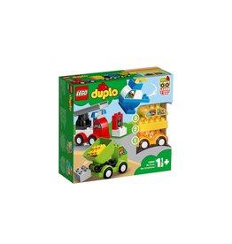 Lego LEGO DUPLO Mijn eerste auto creaties