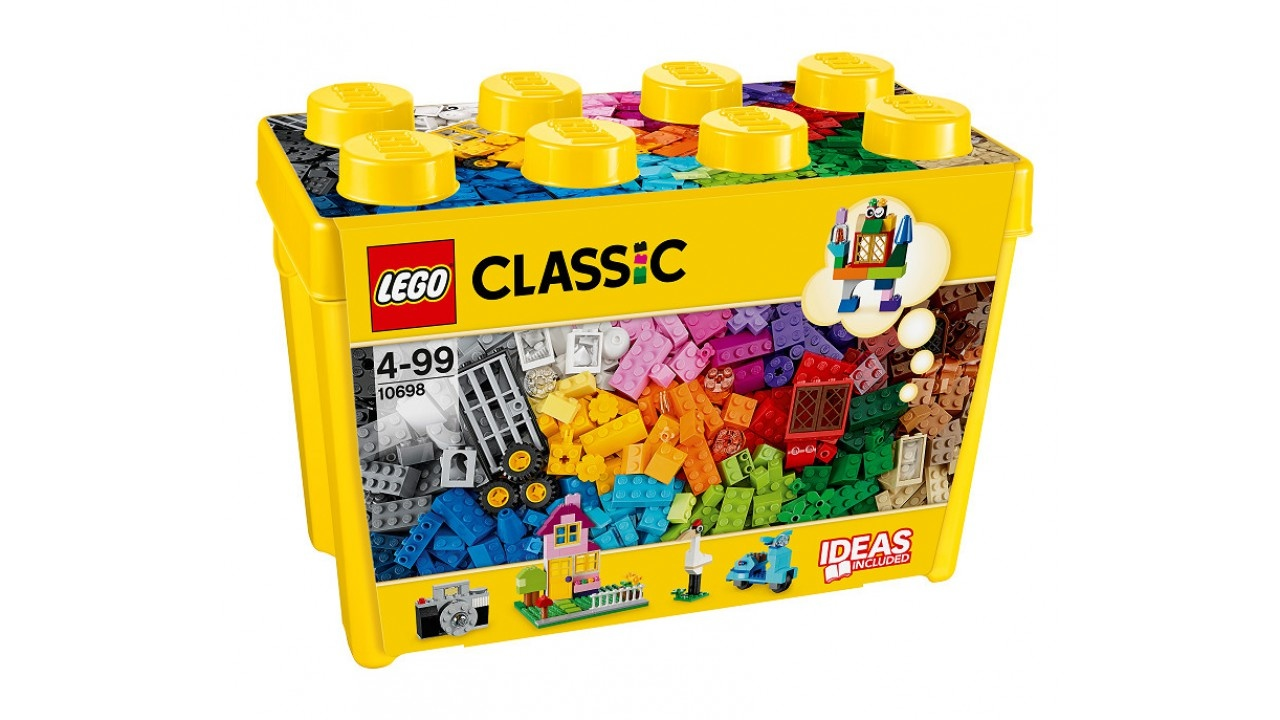 Lego LEGO Classic Creatieve grote opbergdoos