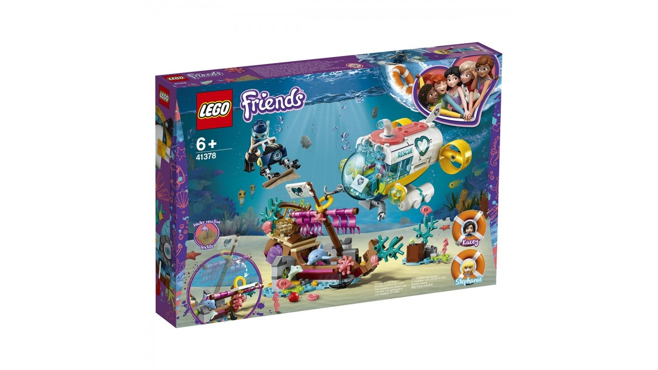 Lego LEGO Friends Dolfijnen reddingsactie