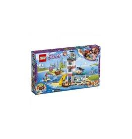 Lego LEGO Friends Reddingscentrum in de vuurtoren