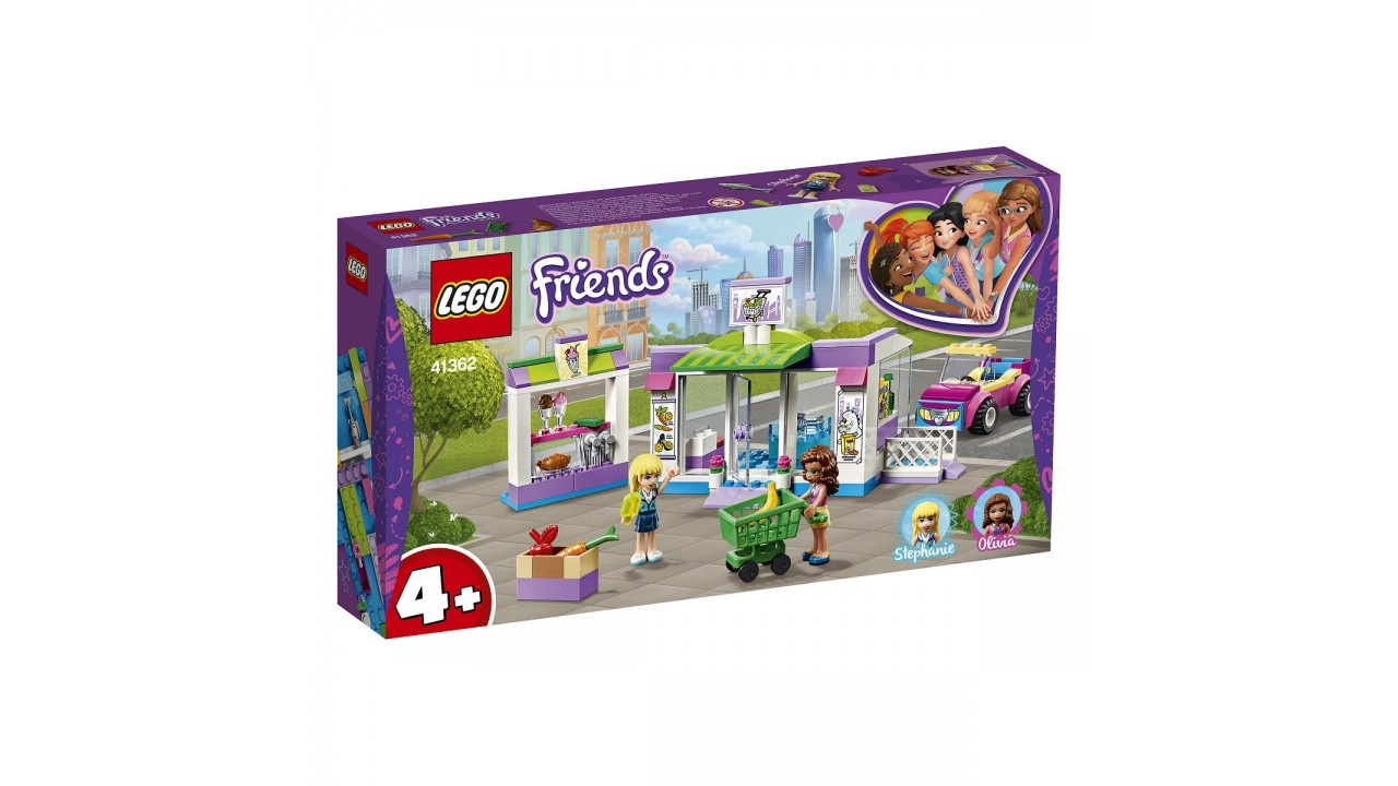 Lego LEGO Friends 4+ Heartlake City supermarkt