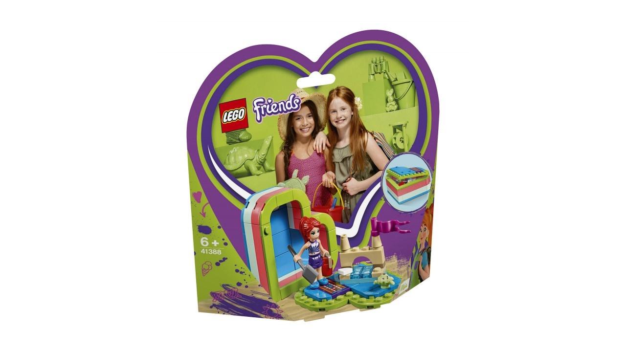Lego LEGO Friends Mia AND apos;s hartvormige zomerdoos