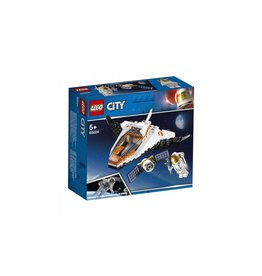 Lego LEGO City Space Port Satelliettransportmissie