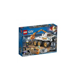 Lego LEGO City Space Port Testrit Rover